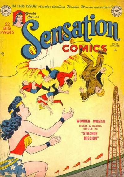 Sensation Comics Vol 1 98