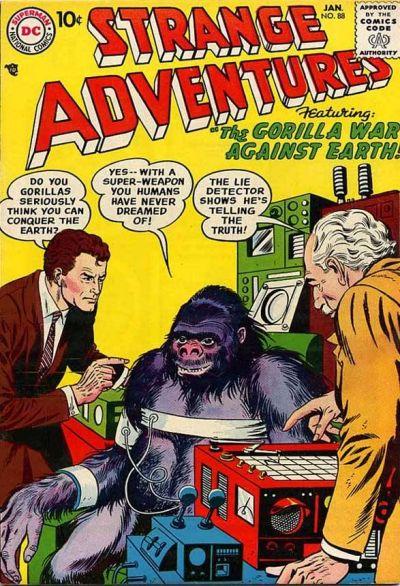 Strange Adventures Vol 1 88