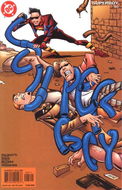 Superboy Vol 4 95