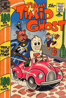 Timmy the Timid Ghost Vol 1 12