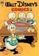 Walt Disney's Comics and Stories Vol 1 136