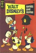 Walt Disney's Comics and Stories Vol 1 332