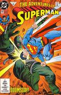 Adventures of Superman Vol 1 497