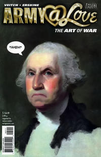 Army @ Love: The Art of War Vol 1 5
