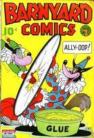 Barnyard Comics Vol 1 1