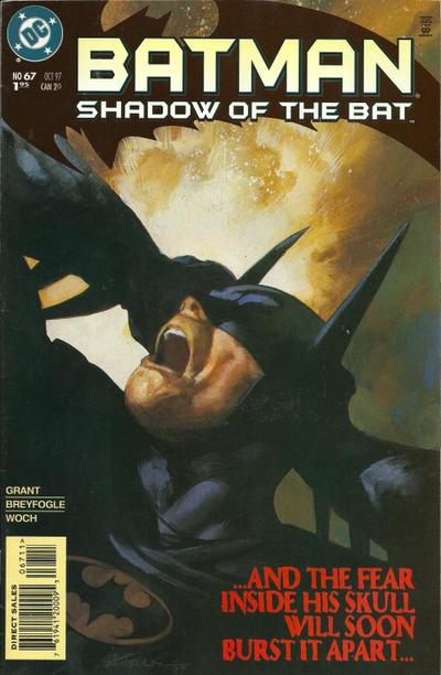 Batman: Shadow of the Bat Vol 1 67