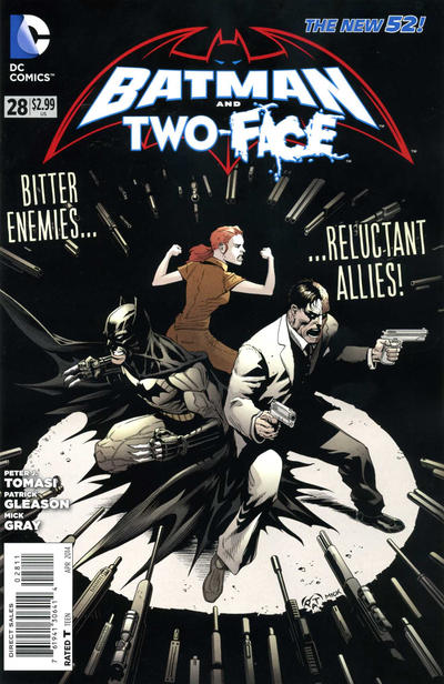 Batman and Robin Vol 2 28