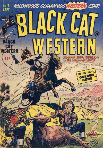 Black Cat Comics Vol 1 19