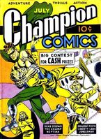 Champion Comics Vol 1 9