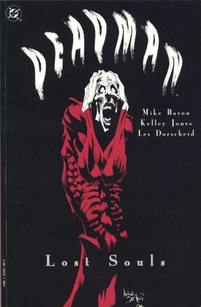 Deadman: Lost Souls TPB