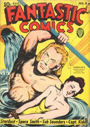 Fantastic Comics Vol 1 9