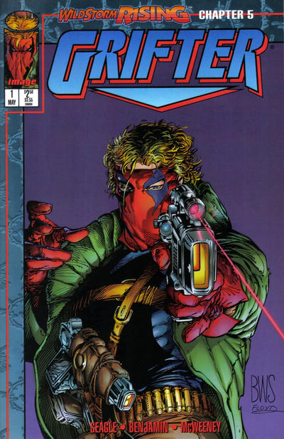 Grifter/Covers