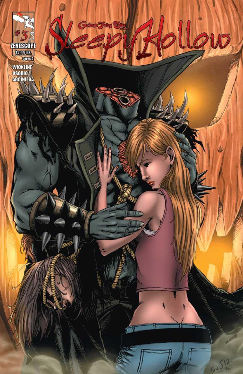 Grimm Fairy Tales Presents Sleepy Hollow Vol 1 3