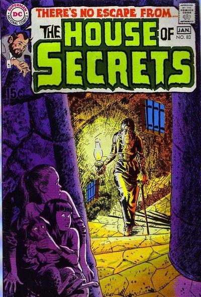 House of Secrets Vol 1 83