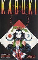 Kabuki Circle of Blood Vol 1 2