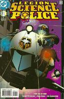 Legion Science Police Vol 1 1