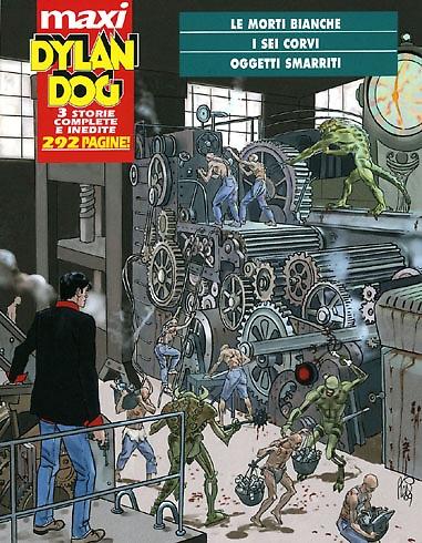 Maxi Dylan Dog Vol 1 12