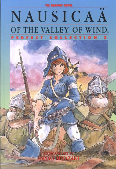 Nausicaa of the Valley of Wind Perfect Collection Vol 1 2