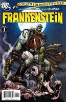 Seven Soldiers Frankenstein Vol 1 1