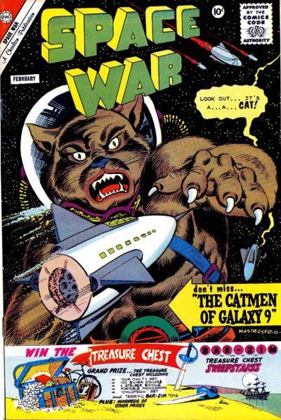 Space War Vol 1 9