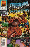 Spider-Man Megazine Vol 1 3