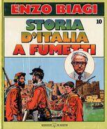Storia d'Italia a fumetti Vol 1 10
