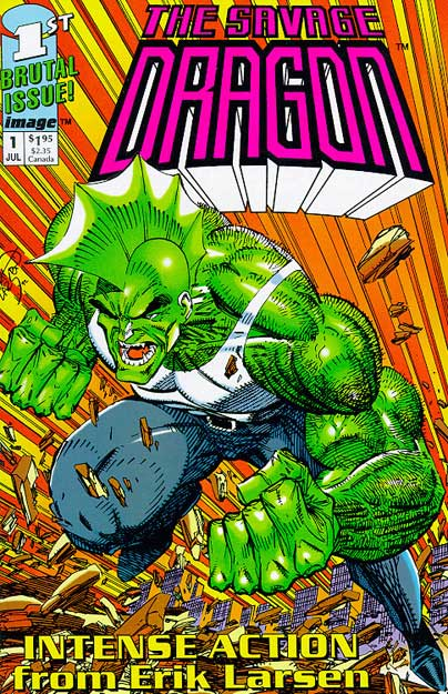 Savage Dragon (Mini-series) Vol 1