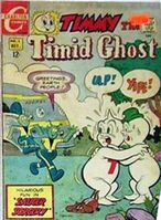 Timmy the Timid Ghost Vol 2 6