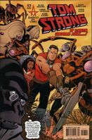Tom Strong Vol 1 17