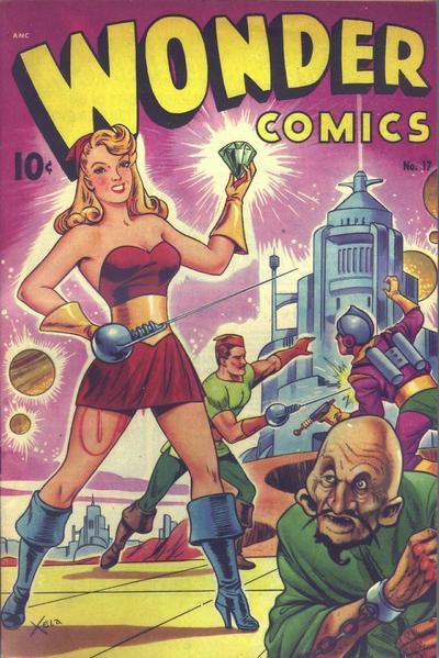 Wonder Comics Vol 1 17
