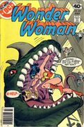 Wonder Woman Vol 1 257