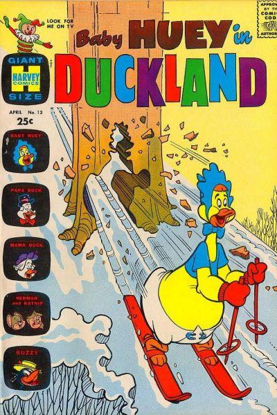 Baby Huey in Duckland Vol 1 13