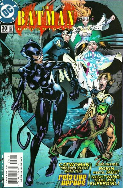 Batman Chronicles Vol 1 20