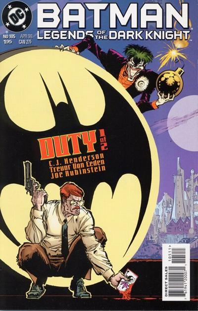 Batman: Legends of the Dark Knight Vol 1 105