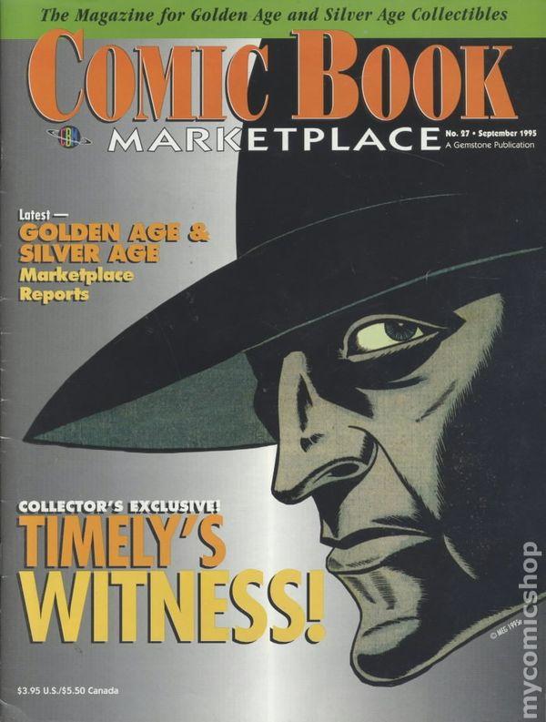 Comic Book Marketplace Vol 1 27