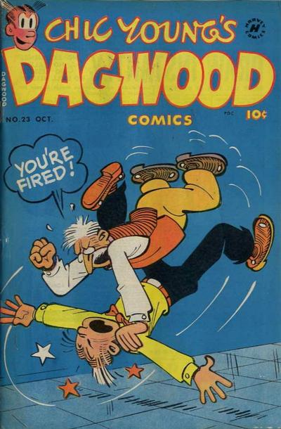 Dagwood Comics Vol 1 23