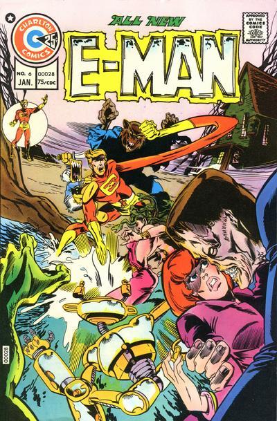 E-Man Vol 1 6