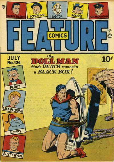 Feature Comics Vol 1 124