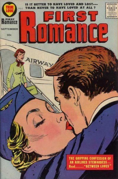 First Romance Magazine Vol 1 51