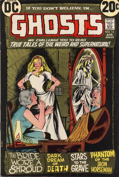 Ghosts Vol 1 14