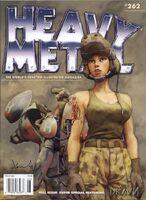 Heavy Metal Vol 1 262 Newsstand