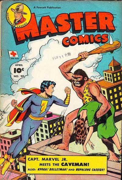 Master Comics Vol 1 90