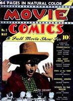 Movie Comics Vol 1 2