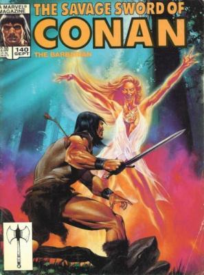 Savage Sword of Conan Vol 1 140