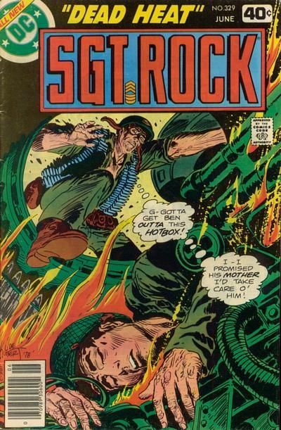 Sgt. Rock Vol 1 329