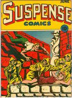 Suspense Comics Vol 1 4