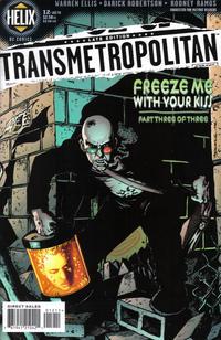 Transmetropolitan Vol 1 12