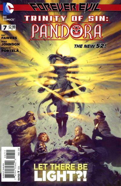 Trinity of Sin: Pandora Vol 1 7