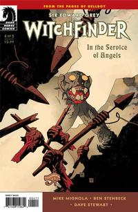 Sir Edward Grey Witchfinder: In the Service of Angels Vol 1 4