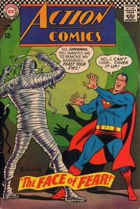 Action Comics Vol 1 349